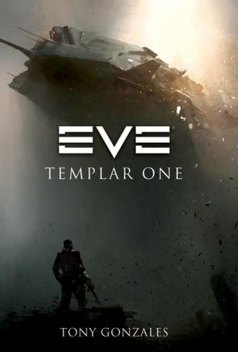 Okładka książki EVE: Templar One