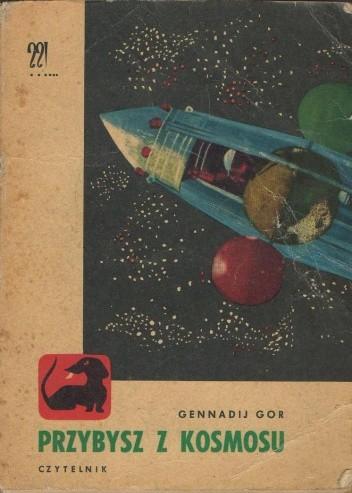 Okładka książki Przybysz z Kosmosu