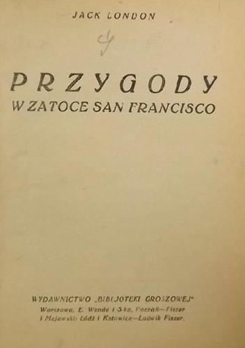 Okładka książki Przygody w zatoce San Francisco