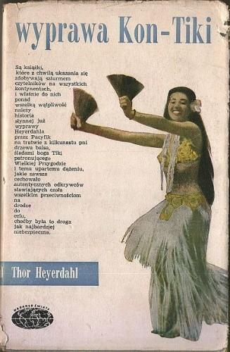 Okładka książki Wyprawa Kon-Tiki