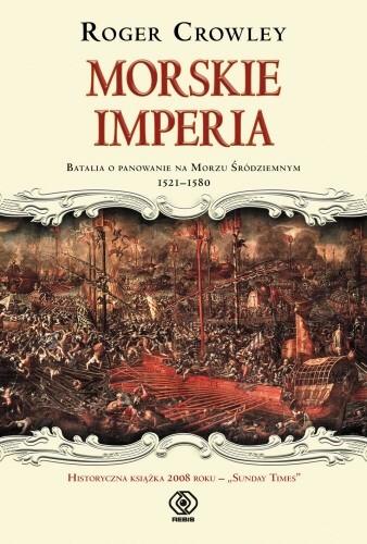 Okładka książki Morskie imperia