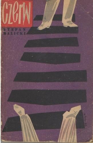 Okładka książki Czerw