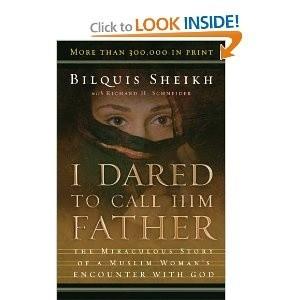 Okładka książki I dared to call him Father