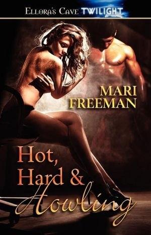 Okładka książki Hot Hard & Howling