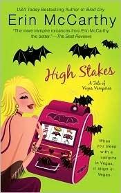 Okładka książki High Stakes