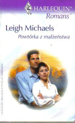 Okładka książki Powtórka z małżeństwa