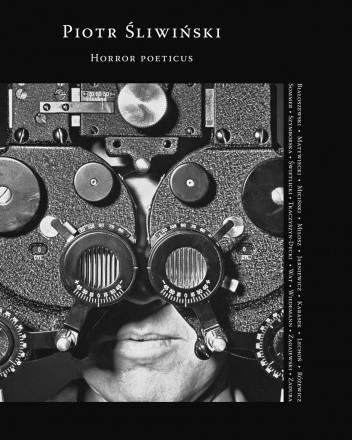Okładka książki Horror poeticus