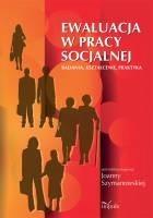 Okładka książki Ewaluacja w pracy socjalnej