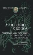 Okładka książki Wyprawa Argonautów po złote runo