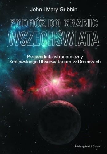 Okładka książki Podróż do granic Wszechświata