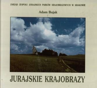 Okładka książki Jurajskie krajobrazy