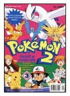 Okładka książki Pokemon 2: Uwierz w swoją siłę, cz 3