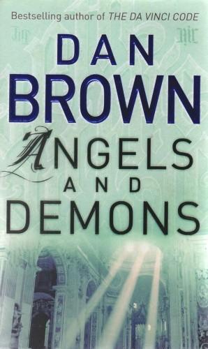 Okładka książki Angels and Demons