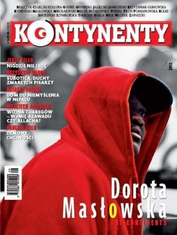 Okładka książki Kontynenty 2/2012