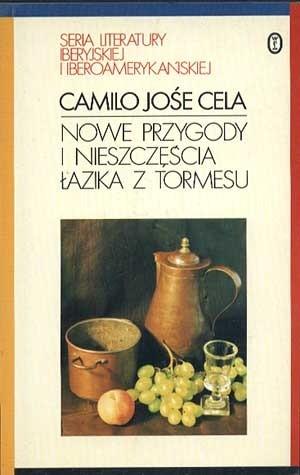 Okładka książki Nowe przygody i nieszczęścia Łazika z Tormesu