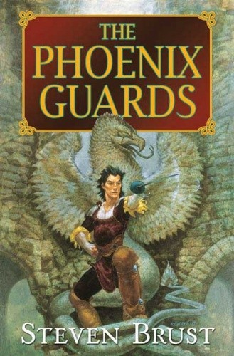 Okładka książki The Phoenix Guards