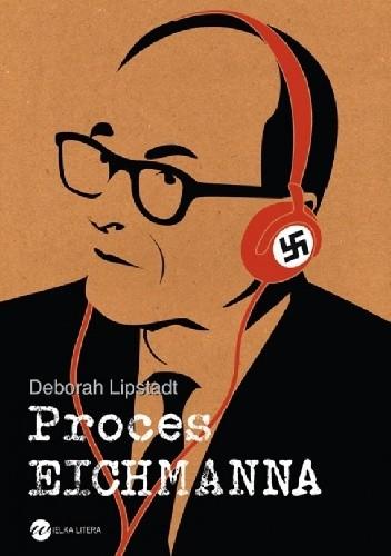 Okładka książki Proces Eichmanna