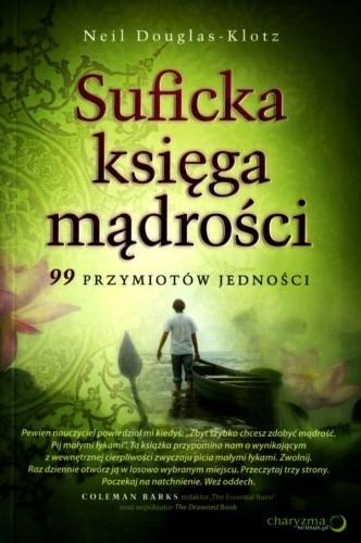 Okładka książki Suficka księga mądrości. 99 przymiotów jedności.