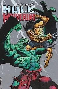 Okładka książki Hulk/Wolverine: Sześć godzin (Wydanie zbiorcze)