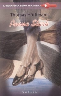 Okładka książki Panna Stark