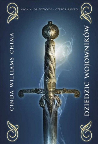 Okładka książki Dziedzic wojowników