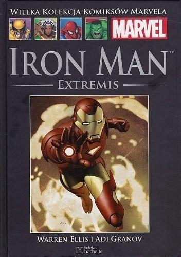 Okładka książki Iron Man: Extremis