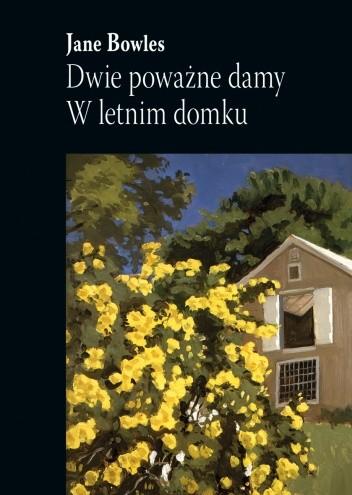 Okładka książki Dwie poważne damy. W letnim domku