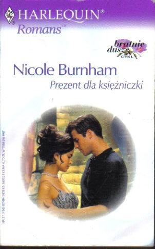 Okładka książki Prezent dla księżniczki