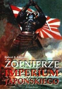 Okładka książki Żołnierze imperium japońskiego