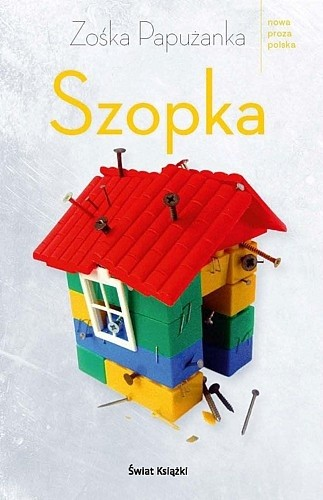 Okładka książki Szopka