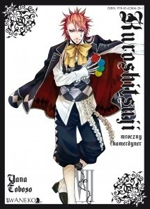 Okładka książki Kuroshitsuji Tom 7