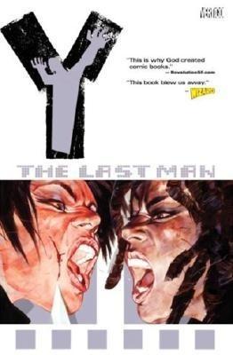 Okładka książki Y: The Last Man, Vol. 9: Motherland