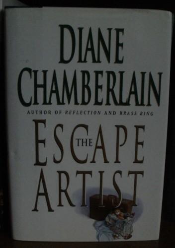 Okładka książki The Escape Artist
