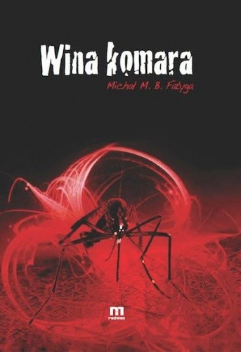 Okładka książki Wina Komara