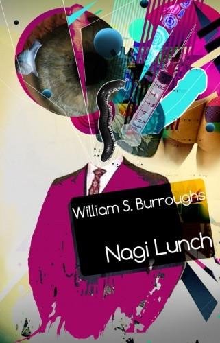Okładka książki Nagi lunch