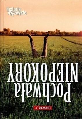 Okładka książki Pochwała niepokory