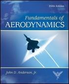 Okładka książki Fundamentals of aerodynamics