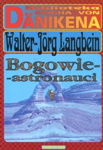 Okładka książki Bogowie-astronauci