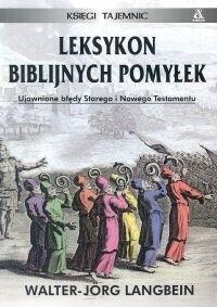 Okładka książki Leksykon biblijnych pomyłek