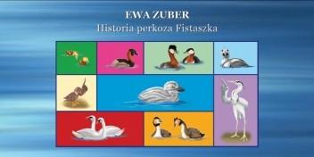 Okładka książki Historia perkoza Fistaszka