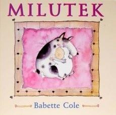 Okładka książki Milutek