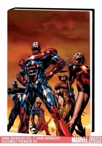 Okładka książki Dark Avengers, vol. 1: Assemble