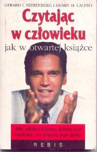 Okładka książki Czytając w człowieku jak w otwartej książce