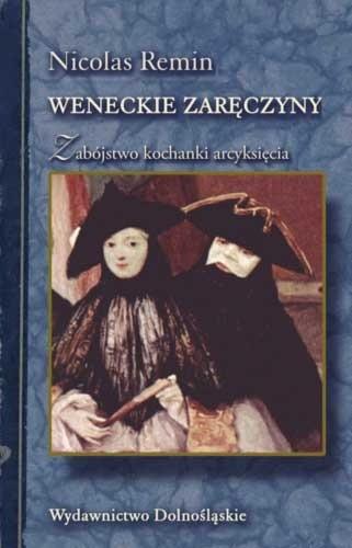 Okładka książki Weneckie zaręczyny