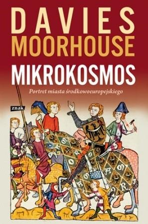 Okładka książki Mikrokosmos. Portret miasta środkowoeuropejskiego
