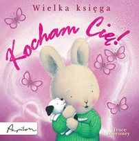 Okładka książki Kocham Cię!