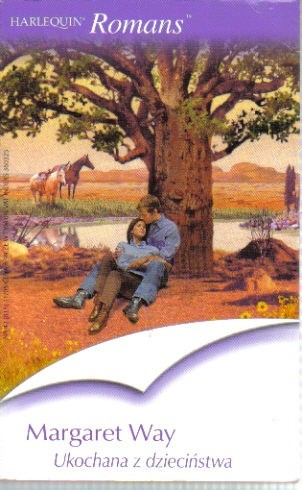 Okładka książki Ukochana z dzieciństwa