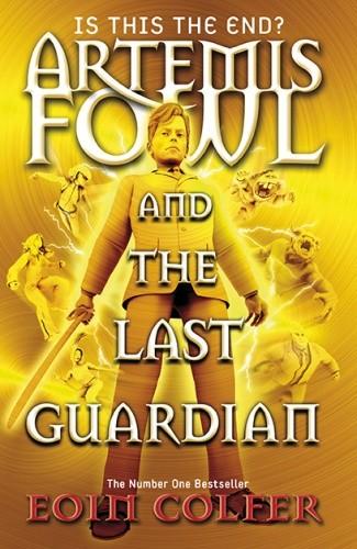 Okładka książki Artemis Fowl: The Last Guardian