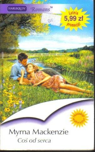 Okładka książki Coś od serca