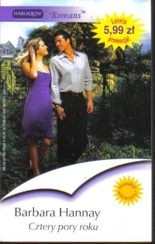 Okładka książki Cztery pory roku
